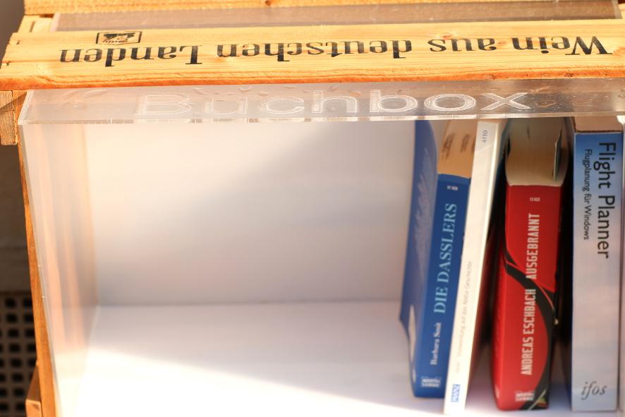 Buchbox nah Aicher