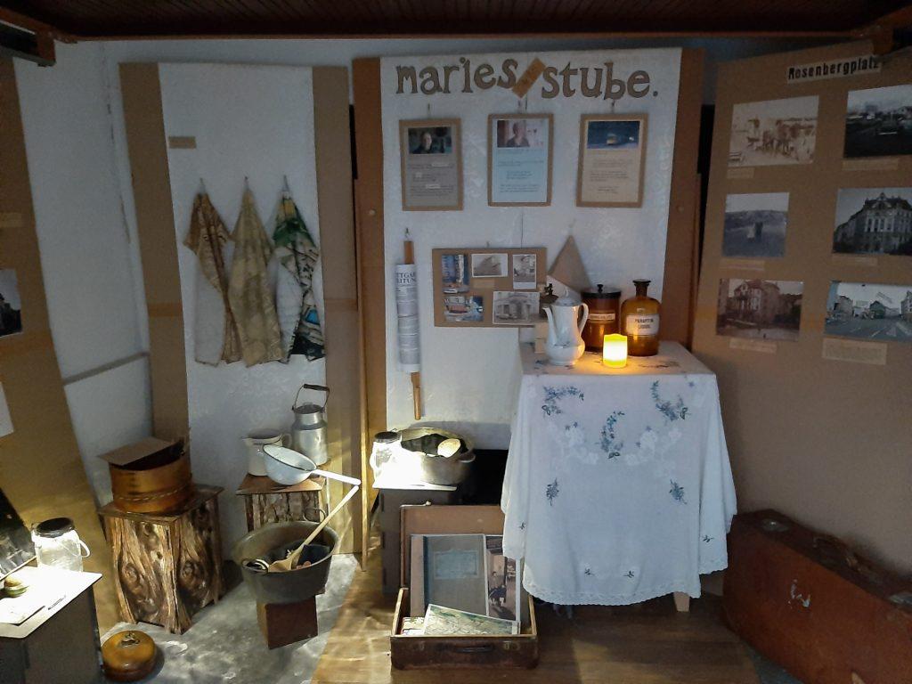 Das Garagenmuseum Maries gute Stube